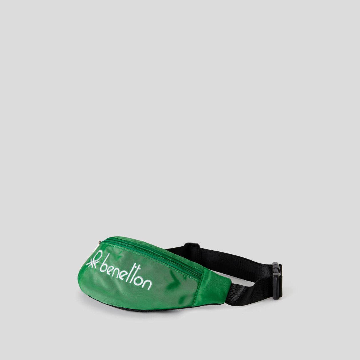 Bum bag with logo