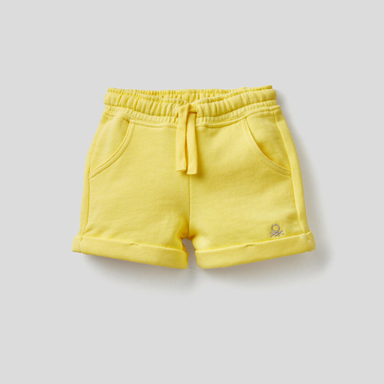 Shorts in light fleece