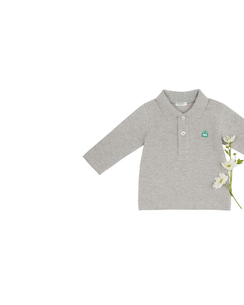 1fa753c5 Baby Girl Polo shirts New Collection | Benetton